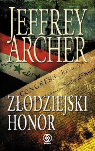 Okładka książki Złodziejski honor