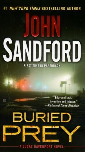 Okładka książki Buried Prey