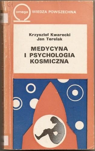 Okładka książki Medycyna i psychologia kosmiczna