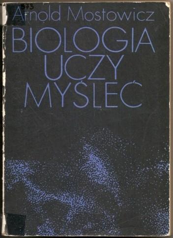 Okładka książki Biologia uczy myśleć