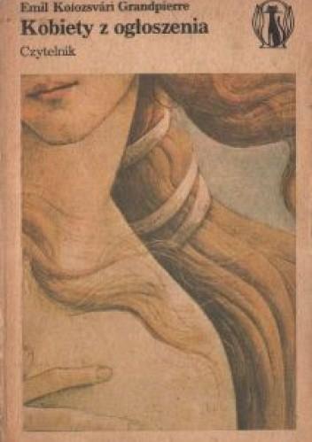 Okładka książki Kobiety z ogłoszenia
