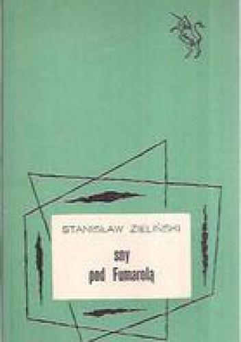 Okładka książki Sny pod Fumarolą