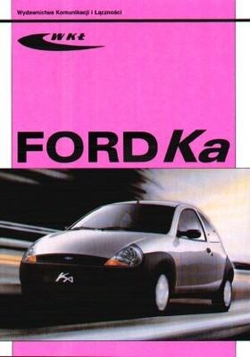 Okładka książki Ford Ka