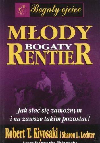 Okładka książki Młody bogaty rentier