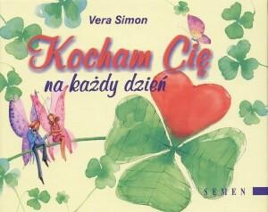 Okładka książki Kocham Cię na każdy dzień