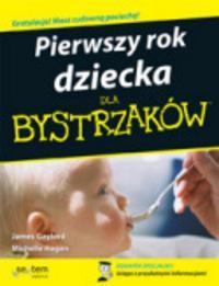 Okładka książki Pierwszy rok dziecka