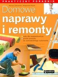 Okładka książki Domowe naprawy i remonty