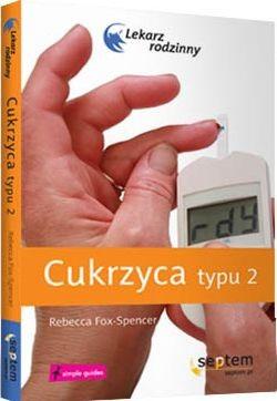 Okładka książki Cukrzyca typu 2
