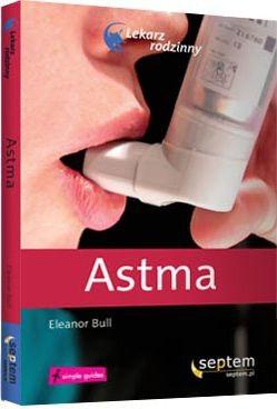 Okładka książki Astma