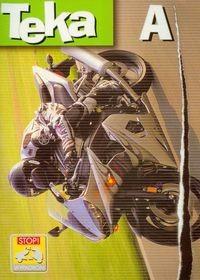Okładka książki Teka A Materiały do nauki jazdy + CD