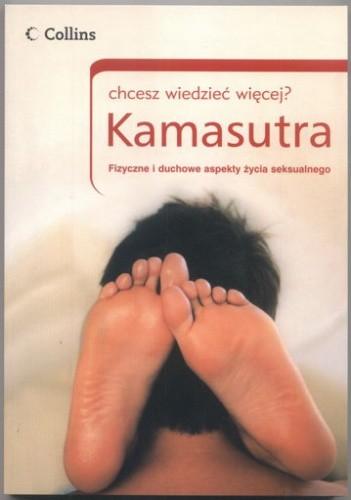Okładka książki Kamasutra. Fizyczne i duchowe aspekty życia seksualnego - Jean Rogiere
