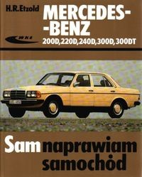 Okładka książki Mercedes-Benz E 200-300 TD