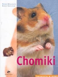 Okładka książki Chomiki. Zwierzęta w domu