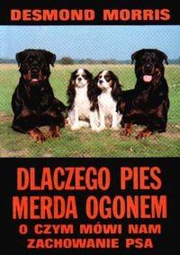 Okładka książki Dlaczego pies merda ogonem