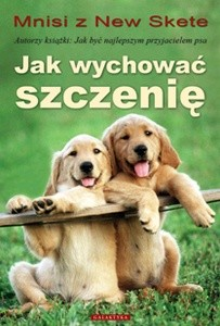 Okładka książki Jak Wychować Szczenię