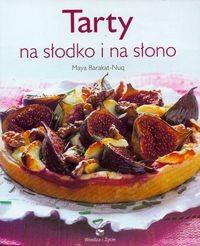 Okładka książki Tarty na słodko i na słono