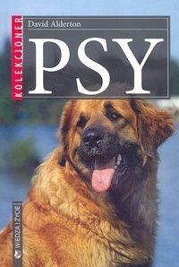 Okładka książki Psy kolekcjoner