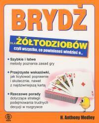 Okładka książki Brydż dla żółtodziobów