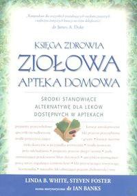 Okładka książki Księga zdrowia ziołowa apteka domowa