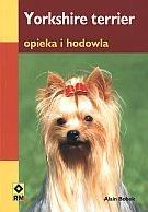 Okładka książki Yorkshire terrier. Opieka i hodowla