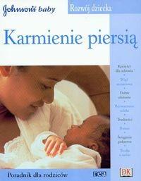 Okładka książki Rozwój dziecka Karmienie piersią