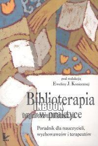 Okładka książki Biblioterapia w praktyce