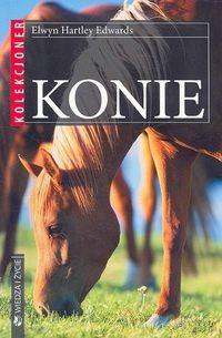 Okładka książki Konie kolekcjoner