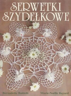 Okładka książki Serwetki szydełkowe