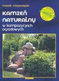 Okładka książki Kamień naturalny w kompozycjach ogrodowych