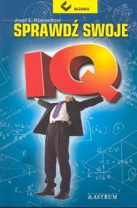 Okładka książki Sprawdź swoje IQ