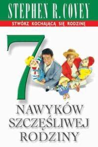 Okładka książki 7 nawyków szczęśliwej rodziny