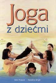 Okładka książki Joga z dziećmi