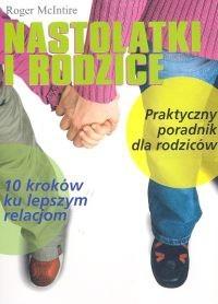Okładka książki Nastolatki i rodzice