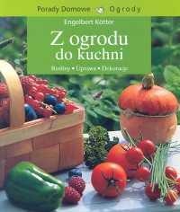 Okładka książki Z ogrodu do kuchni
