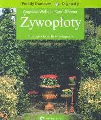 Okładka książki Żywopłoty. Rodzaje, kształty, pielęgnacja.