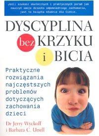 Okładka książki Dyscyplina bez krzyku i bicia