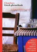 Okładka książki Greek phrasebook
