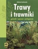 Okładka książki Trawy i trawniki