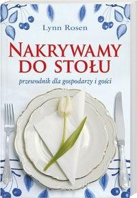 Okładka książki Nakrywamy do stołu