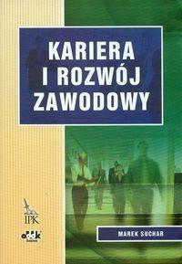 Okładka książki Kariera i rozwój zawodowy