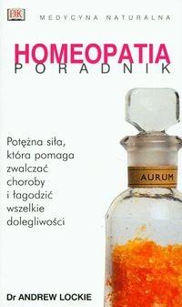 Okładka książki Homeopatia. Poradnik