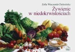 Okładka książki Żywienie w niedokrwistościsch