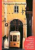 Okładka książki Portuguese phrasebook