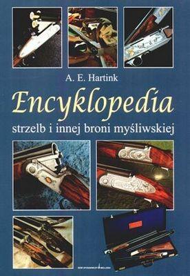 Okładka książki Encyklopedia strzelb i innej broni myśliwskiej