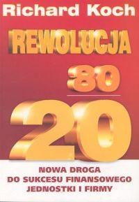 Okładka książki Rewolucja 80/20