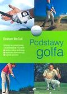 Okładka książki Podstawy golfa
