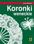 Okładka książki Koronki weneckie