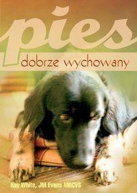 Okładka książki Pies dobrze wychowany