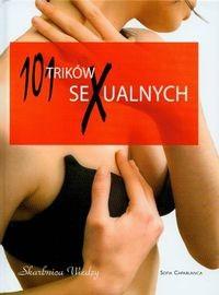 Okładka książki 101 trików sexualnych