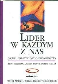 Okładka książki Lider w każdym z nas